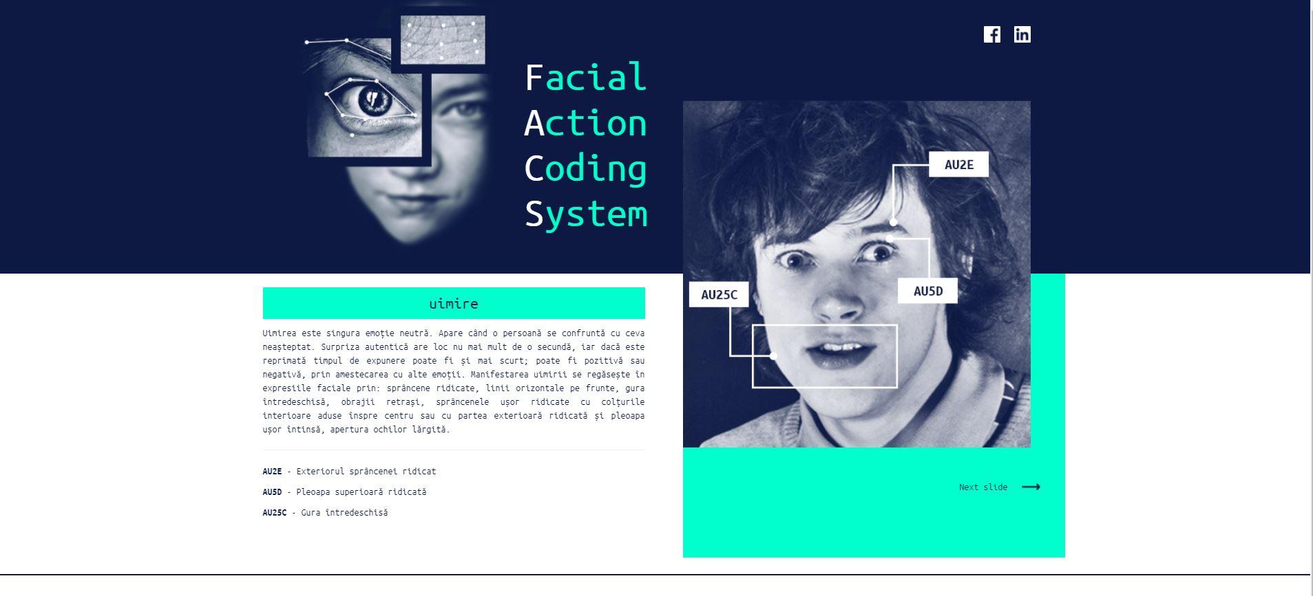 F A C S  App – Andra Tecucianu